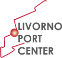 Port Center logo